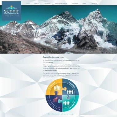 summit-humanpotential-website