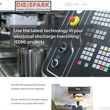 diespark-website